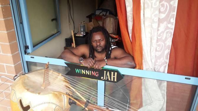 Rude Boy by Winning Jah