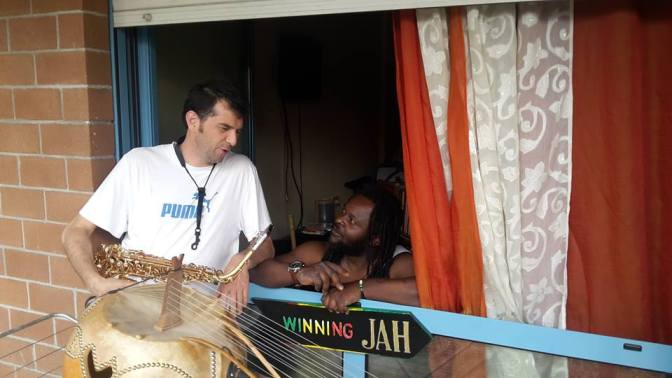 Winning Jah - Villa