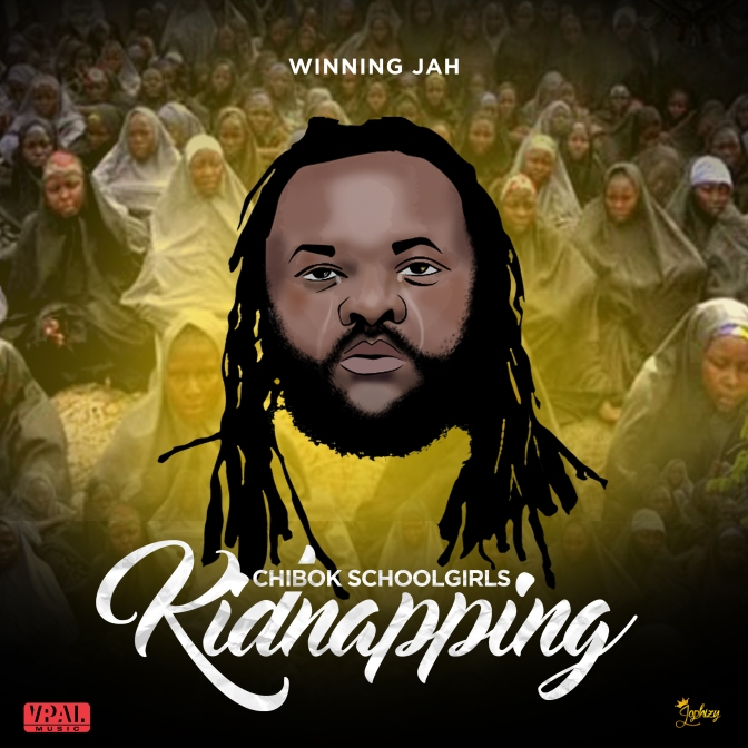 Chibok School girls kidnapping is the title of upcoming song -Winning Jah